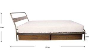 画像3:  socph bed  ソコフ ベッド (ダブル)