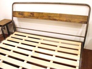 画像4:  socph bed  ソコフ ベッド (ダブル)