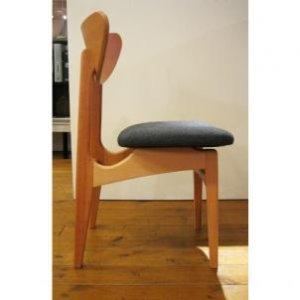 画像2: Karl dining chair F-type