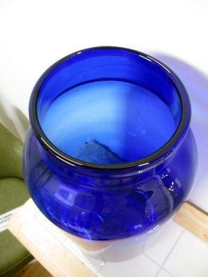画像3: アンティークボトル(ブルー)L