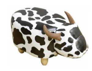 animal stool アニマル スツール (ウシ) ライノ家具店