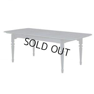 CONTINENTAL/BLACK コンチネンタル/ブラック エクステンションテーブル ライノ家具店