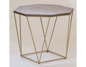 サイドテーブル エンマ GD ライノ家具